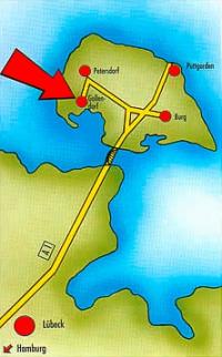 Fehmarn Karte Insel.Anreise Auf Die Insel Fehmarn Piratenhof Stortenbecker